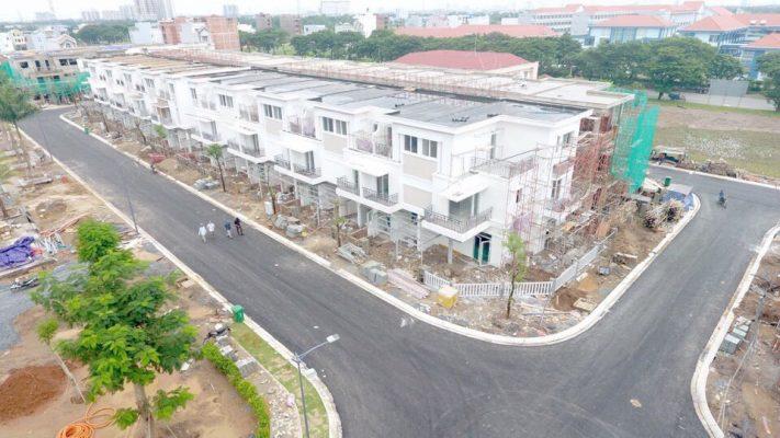 Tiến độ thi công dự án Lovera Park Bình Chánh
