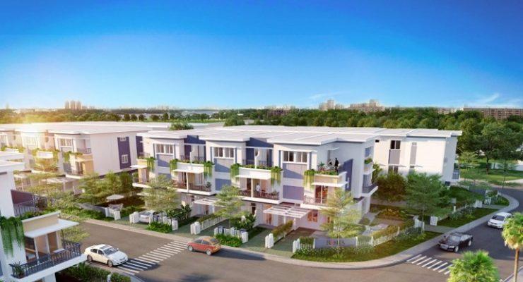 Phối cảnh dự án Lovera Park Bình Chánh