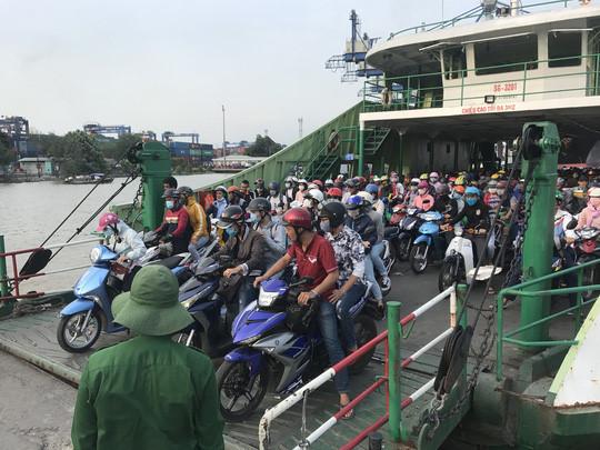 Sắp xây cầu Cát Lái nối Đồng Nai với TP.HCM