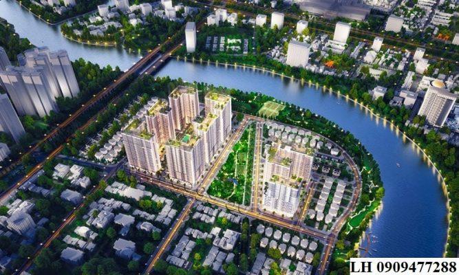 Top 10 khu đô thị tương lai khiến thế giới thay đổi suy nghĩ v� Việt Nam