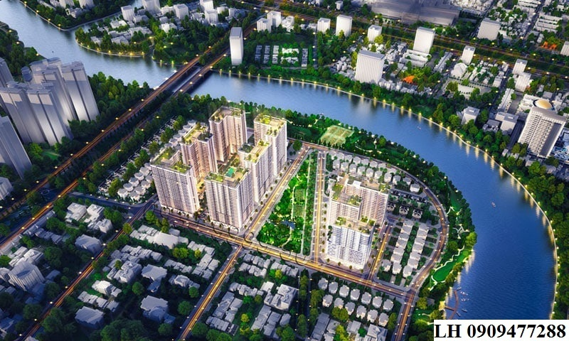 Top 10 khu đô thị tương lai khiến thế giới thay đổi suy nghĩ về Việt Nam